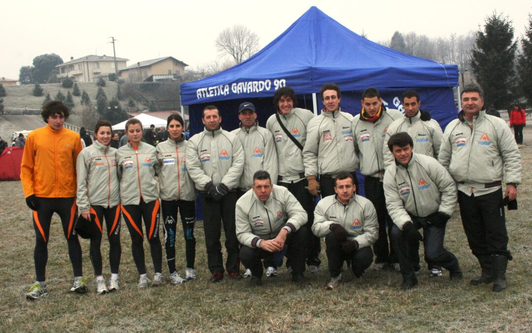 ARCISATE Cross Campionato Regionale 2010 -24 gennaio